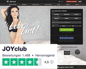 JOYclub Startseite