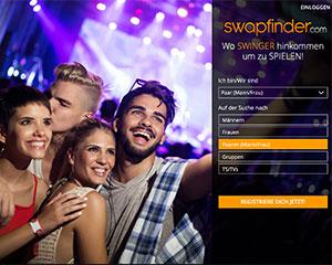 Swapfinder.com Startseite