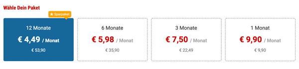 Poppen.de Kosten Premium